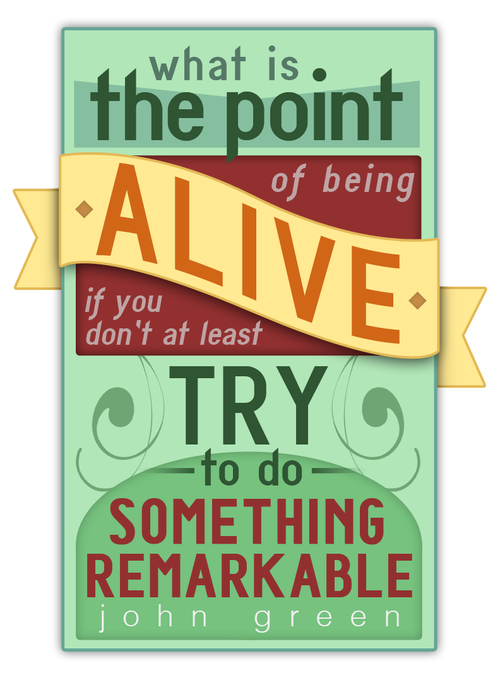 The_point_of_being_alive