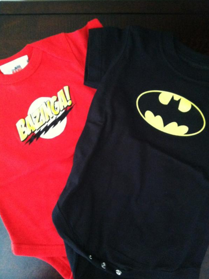 Bazinga Batman