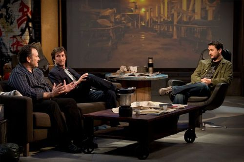 Wil Wheaton hosts Falling Skies Second Watch for TNT