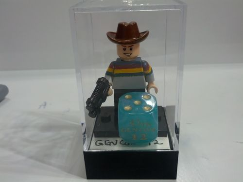 Lego Sparks McGee