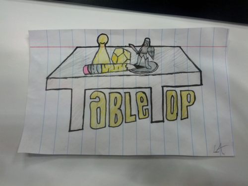 Tabletop Fan Art
